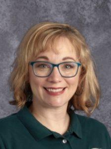 Michelle Stringer, Executive Assistant